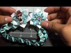 How to make a bun wrap - YouTube