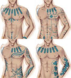 Rhys Tattoo Ideas ❤