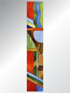 Tribal Totems by Gerald Davidson - Tribal Totem I (Art Glass Wall Sculpture) Glass Wall Art, Wood Wall Art, Totem Pole Art, Totem Poles, Contemporary Wall Sculptures, Contemporary Art, Yard Art Crafts, Native American Art, American Symbols