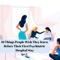 16 Things People Wish They Knew Before Psychiatric Hospital Stay #psychiatric #hopsital #mentalhealth #mentalillness #selfcare #tips #knowledge