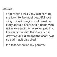 This is legitimately a good story idea.