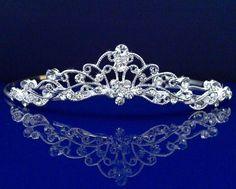 SC Wedding Tiara headband 10037 SparklyCrystal,http://www.amazon.com/dp/B000WN5K0A/ref=cm_sw_r_pi_dp_Josgtb0T4QN4SF0Y  For the flowergirl