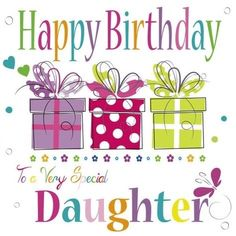 happy birthday daughter, birthday wishes for daughter Happy Birthday Dad From Daughter, Dad Birthday, Birthday Nails, Birthday Bash, Birthday Wishes Funny, Happy Birthday Greetings, Birthday Messages, Happy Birthday Pictures, Funny Happy