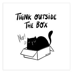 Funny quote with a cute black cat | Gabi Toma's Artist Shop Crazy Cat Lady, Crazy Cats, Cat Wallpaper, Cellphone Wallpaper, Kids Silhouette, Cute Jokes, Funny Quotes, Funny Memes, Boxing Quotes