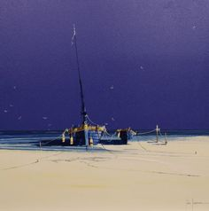 Blues by John Horsewell - Original artwork available at Love Art Gallery