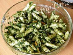 Magic Cooking Time | Blog o gotowaniu: Pesto spinaci