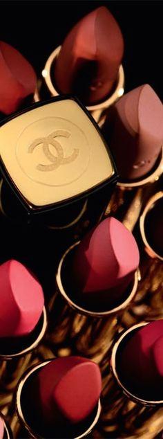 Chanel - LipChic.  Via @elroci. #Chanel #lipstick