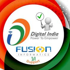 Fusion Informatics Limited Pledges Support To #Digital #India Program