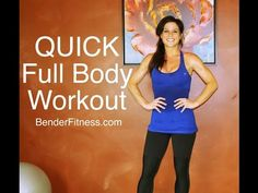 20 Minute Full Body Workout - YouTube