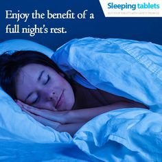 Enjoy the benefit of a full night's rest.