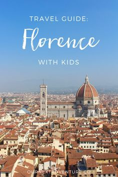 Where to stay, eat, and explore. Everything you'd ever want to know when planning a family trip to Florence with kids. // Italy Family Travel | Travel with Kids | Tuscany | Firenze | Best Things to Do | Where to Stay | Where to Eat | Kid-Friendly Restaurants | Top Attractions | Museums | Best Neighborhoods | Family-Friendly Travel Guide