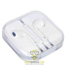Sale Preis: Original Apple EarPods In-Ear Headset mit Mikrofon und Fernbedienung (Remote) 3,5 mm für Apple iPhone 5, 3GS , 4 ,4S - iPod classic, nano 4, nano 5, nano 6, nano 7, touch 2, touch 3, iPod touch 4, touch 5 - iPad Mini, iPad 2 3 4 mit Aufbewahrungs- und Transporthülle. Gutscheine & Coole Geschenke für Frauen, Männer & Freunde. Kaufen auf http://coolegeschenkideen.de/original-apple-earpods-in-ear-headset-mit-mikrofon-und-fernbedienung-remote-35-mm-fuer-apple-ipho