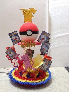 Pokemon centerpiece.