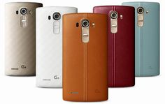Mobile : Le LG G4 officialisé | Phonerol : Android et Mobile