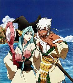 Yamraiha Sharrkan - Magi:The Labyrinth Of Magic,Anime Anime Magi, Manga Anime, Magi Sinbad, Magi Adventures Of Sinbad, Magi Kingdom Of Magic, Aladdin Magi, Manga Pictures, Cultura Pop, Anime Comics