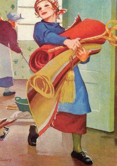 MARITTA WENDELIN Art And Illustration, Illustrations Posters, Vintage Illustrations, Vintage Art, Vintage Shops, Lovers Art, Finland, Martini, Vintage Christmas