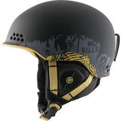 K2 Rival Pro Audio Helmet Ski Helmets, Riding Helmets, K2, Bicycle Helmet, Outdoor Gear, Skiing, Snow, Ebay, Winter