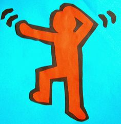Keith Haring is one of my favorite all-time artists. Most of his artwork is kid friendly, and students love his kinetic figures.       ...