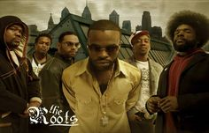 the roots | The Roots Launch OkayAfrica!