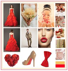 Beautiful red and camel inspiration board Red Wedding, Wedding Bells, Wedding Colors, Wedding Day, Kinds Of Colors, Big Day, Camel, Color Schemes, Wedding Decorations