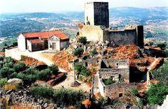 Castelo de Marialva - Meda, Guarda (Portugal).