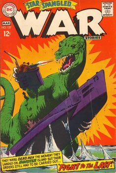 Star Spangled War Stories 137