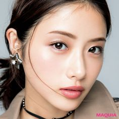 Pin on Satomi Ishihara World Most Beautiful Woman, Most Beautiful Faces, Beautiful Asian Women, Satomi Ishihara, Prity Girl, Face Images, Artists And Models, Asian Cute, Casual Hairstyles