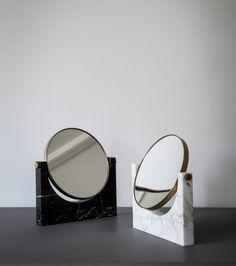 Des miroirs design | design, objets, luxe. Plus d'objets sur http://www.bocadolobo.com/en/products/