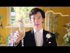 """Tumblr Reacts To """"Sherlock's"""" """"The Sign Of Three"""" :)"""