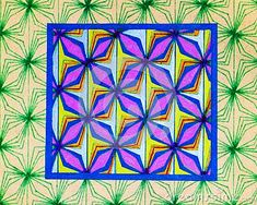 square-framed-picture-eloborate-vintage-patterns-framed-colored-colored-gel-pens