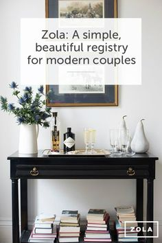 Zola: The One Stop Shop For Your Perfectly Personalized Wedding Registry
