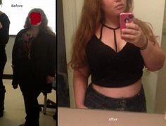 """F/21/5'0"""" [220>195 = 25lbs](3 years yoyoing) Still a loonnngg way to go but when I bought my crop top I realized I'd made progress and wanted to share. Thank you for sending this though. Well done!!! To everyone out there YOU CAN ACHIEVE YOUR FITNESS GOALS FASTER --> http://ift.tt/1RAWfxw - Lean Republic bring you the very best and the latest health fitness and wellness products on the market. Get the inside scoop and enhance your lives with state of the art affordable technology. Join our…"""