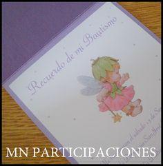 Invitaciones - Estampitas en Sobre Olita.