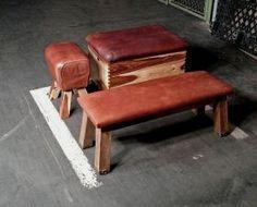 Turngeräte-Möbel zum Wohnen von FABRIKSCHICK