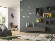 Pozzoli mobili ~ Lacquered wooden sideboard with doors alizÈe by ozzio italia design