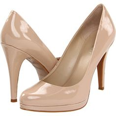 another pair of nude heels - and i've had this shoe before so at least i know i can walk in it