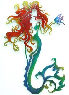 The little mermaid? Love it!