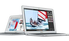 Apple updates Macbook Air laptop range with 'all-day battery life'