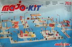 Toys - Majorette - 761 Majo-kit