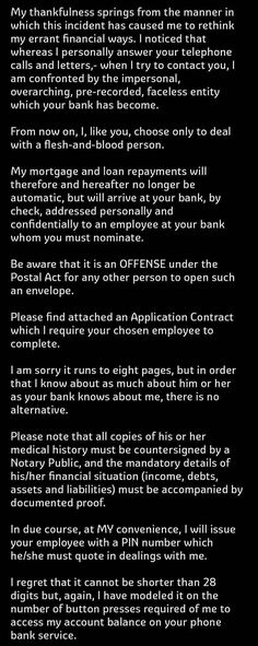 This Bank Duped This Woman On Purpose. But Her Reply Is Priceless.