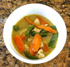 The Easiest Thai Curry Ever!   fastPaleo Primal and Paleo Diet Recipes