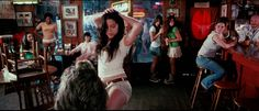 Death Proof Vanessa Ferlito does the hottest dance in movie history