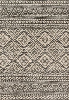 Loloi Rugs Emory EB-08 Graphite / Ivory Area Rug