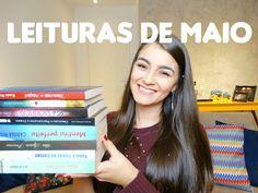 As NOVE Leituras de Maio (2016) | Livros & Fuxicos
