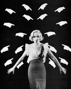 Carole Lombard, publicity for Paramount.