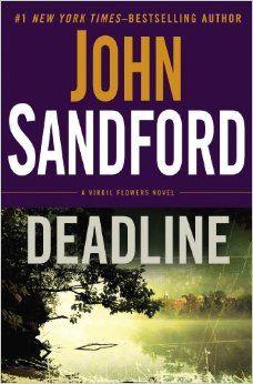 """""""Deadline"""" by John Sandford / MYS SANDFORD [Oct 2014]"""