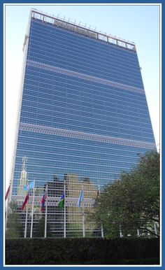 Why not take a tour of the United Nations while traveling to New York City with your tweens/kids?