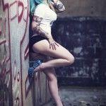 Miss Mischief – Tattooed Model Plymouth, MA