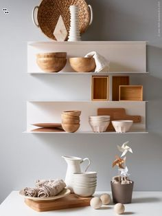IKEA is introducing these BOTKYRKA shelves in February