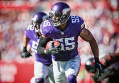 Anthony Barr photo courtesy of the Minnesota Vikings)